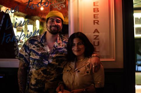 Nightlife Las Perlas Mezcal Bar West Hollywood