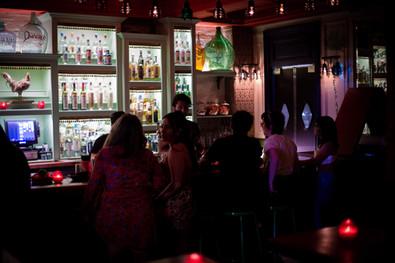 Las Perlas Mezcal Bar West Hollywood