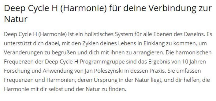Deep Cycle Harmonie.JPG