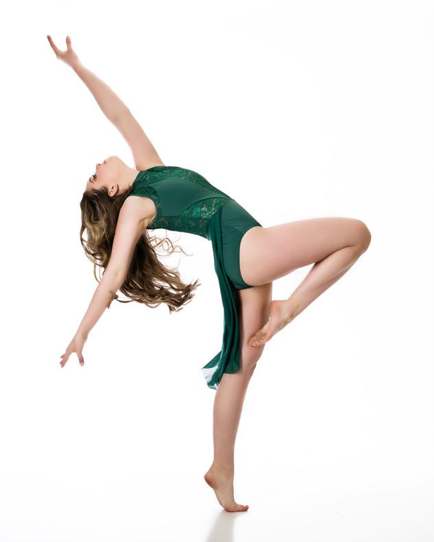 "Dancer ""Morgan Raine"""