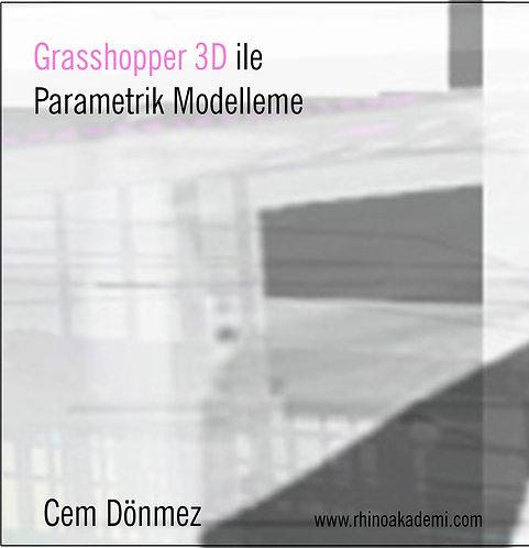 Grasshopper 3D ile Parametrik Modelleme DVD Eğitim Seti