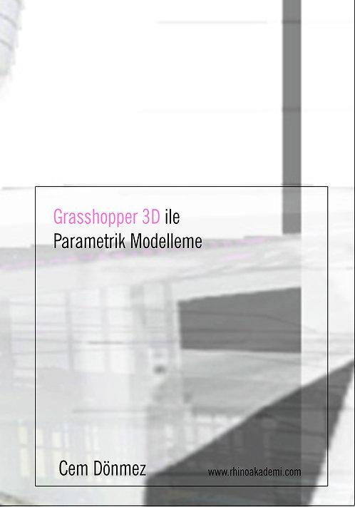 Grasshopper 3D ile Parametrik Modelleme-Kitap