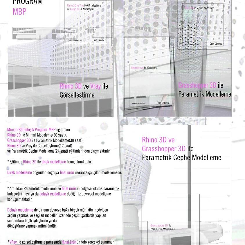 Mimari Bütünleşik Program - MBP