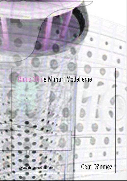 Rhino 3D ile Mimari Modelleme - Kitap
