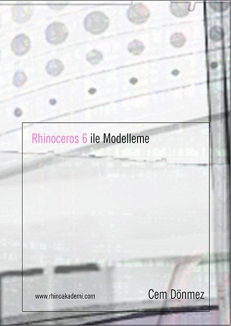 Rhinoceros 6 ile Modelleme Kitap