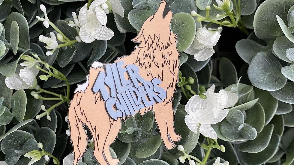 Tyler Childers Wolf