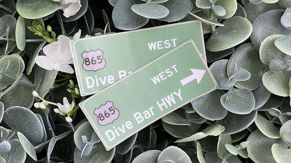 Dive Bar HWY