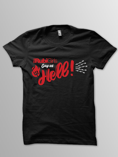 Gay as Hell T-shirt