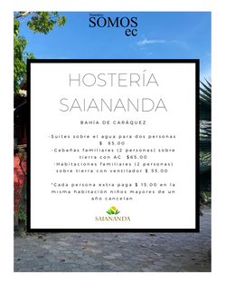 Post IG 1 - Hostería Saiananda