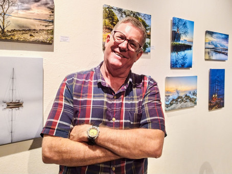Steve Kight, his love for photography and Ecuador