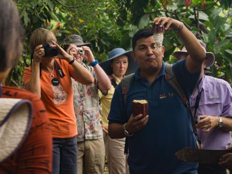 """Javier Castro: """"ser guía es la mejor decisión que he tomado"""""""