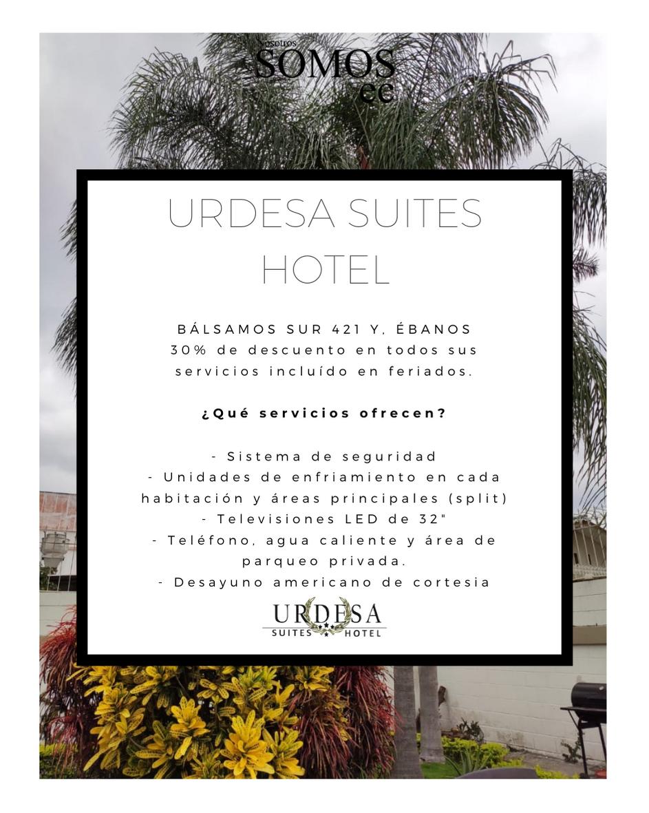 Post IG 2 - Urdesa Suites Hotel