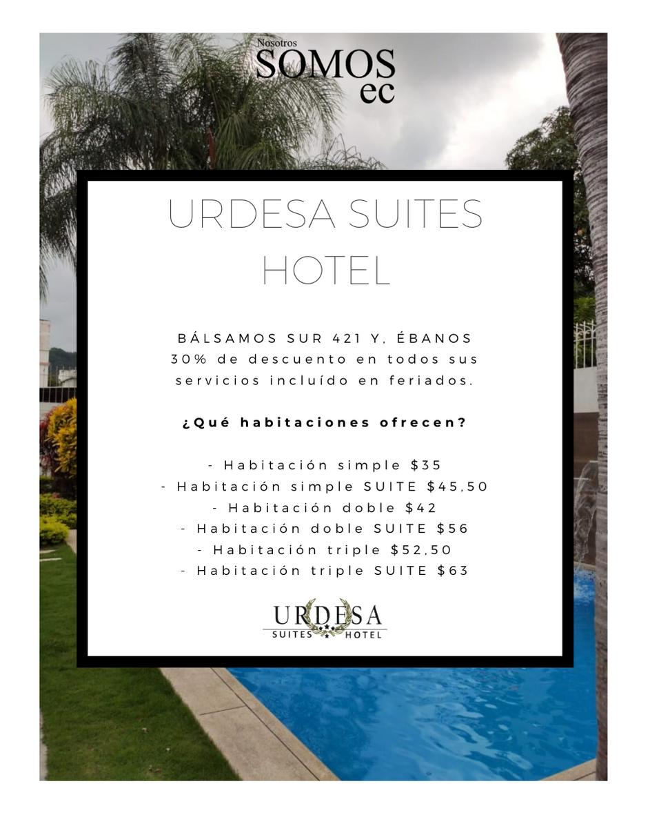Post IG 1 - Urdesa Suites Hotel