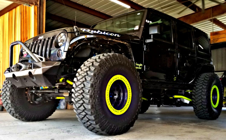 15-18 Jeep JK
