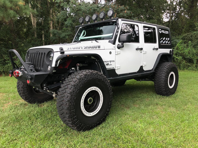 07-14 Jeep JK