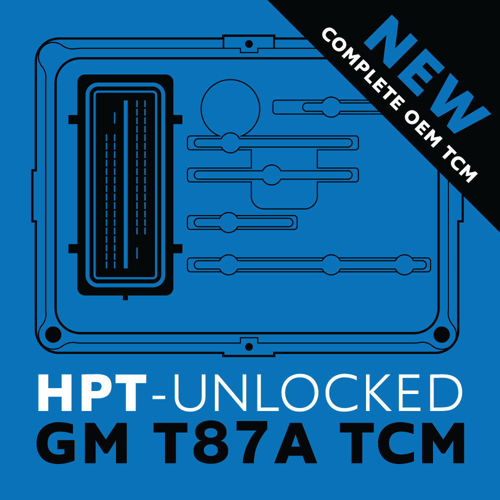 17-GM 10 & 8 Speed Transmission Tuning