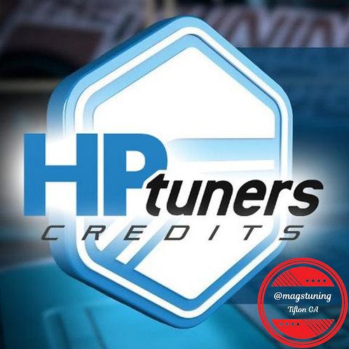 HP Tuners Credits