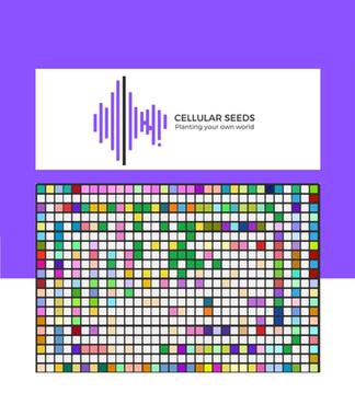 Cellular Seeds - Game art