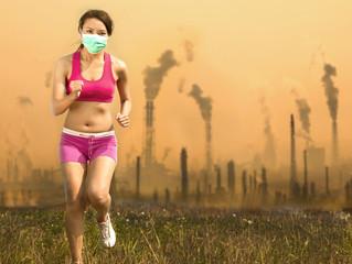זיהום אוויר גורם לכתמי פיגמנטציה בעור