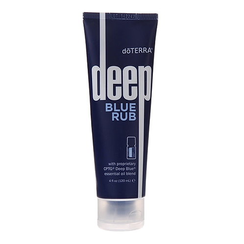 קרם דיפ בלו רוב | Deep Blue Rub