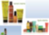 מוצרים לטיפוח השיער ולטיפוח הגוף - ספא