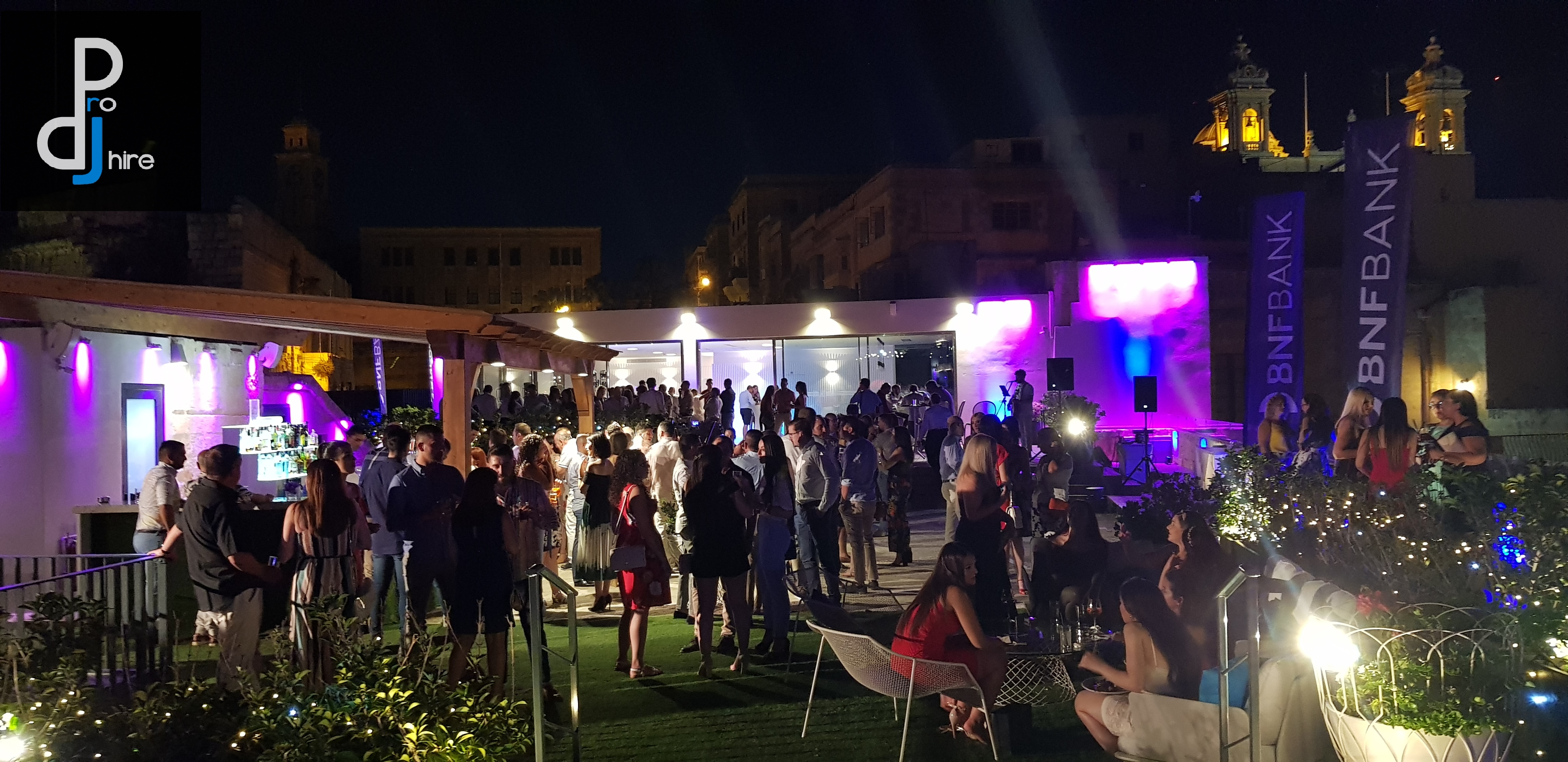 Banif Bank Summer Event 2019