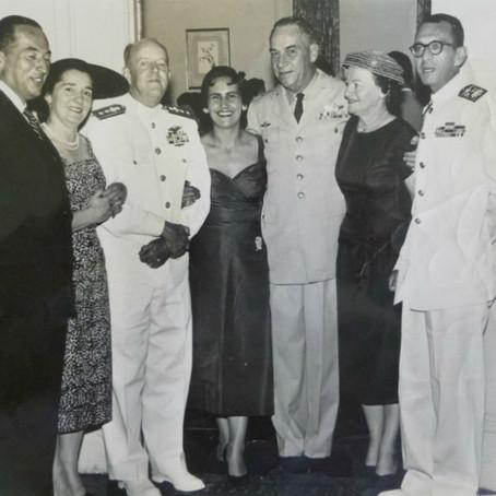 El matrimonio entre dos hijos de la guerra: una exguerrillera y un militar retirado