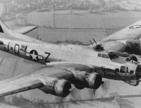 El fantasma del pantano, que se volvió un descubrimiento valioso de la Segunda Guerra mundial