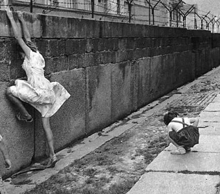 30 años de la caída del Muro de Berlín: el muro invisible que todavía divide a Alemania