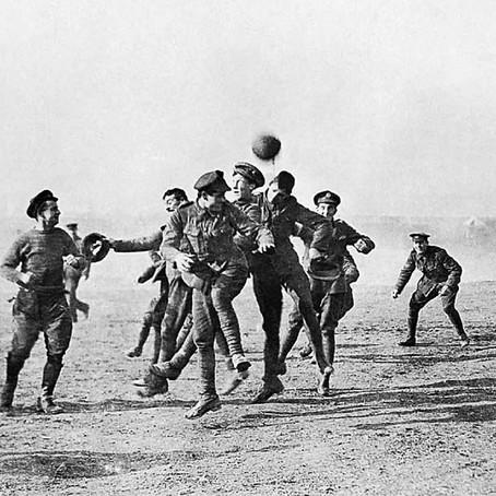 El 'Milagro de Navidad': fútbol en el frente durante la Primera Guerra Mundial