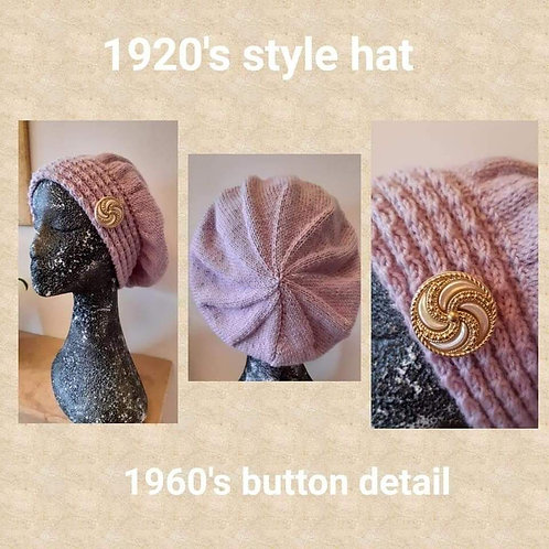 1920's Style Hat