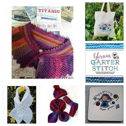 Knitting Kit Gift Set