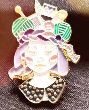 Craft Head Pin