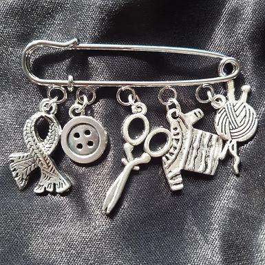 Crafter's Kilt Pin