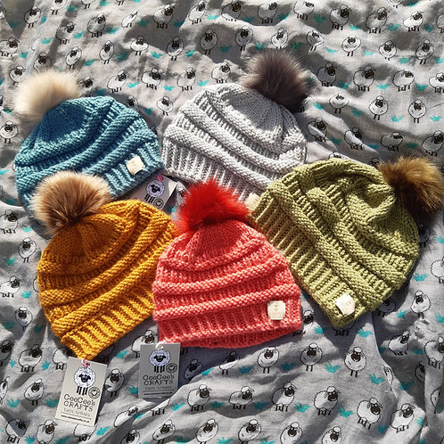 Hat Knit to Order
