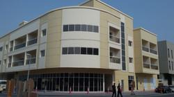 B+G+2+R Building in Hor Al Anz