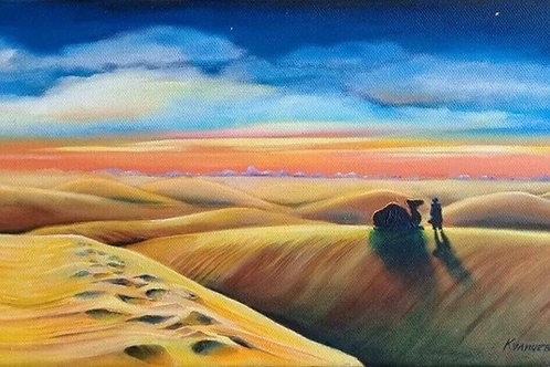 Звезда туарега