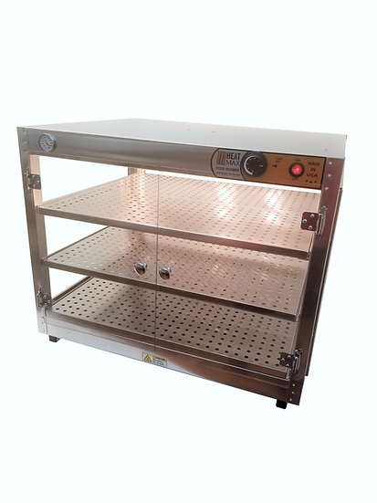 HeatMax 302424 Food Warmer Display