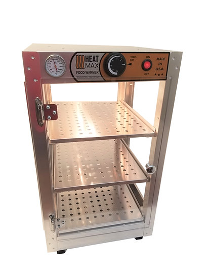 HeatMax 141424 Food Warmer Display