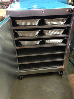 Catering Hot Box 30x24x40 for 12 foil pa