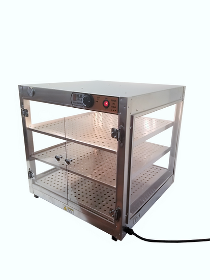 HeatMax 242424 Food Warmer Display