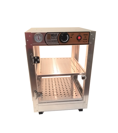 HeatMax 141420 Food Warmer Display