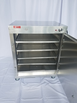 Custom Warmer Cabinet for 8 Catering Pan