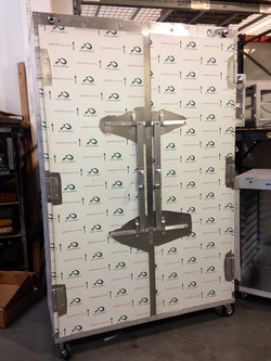 Custom Large Warmer Cabinet pic 1