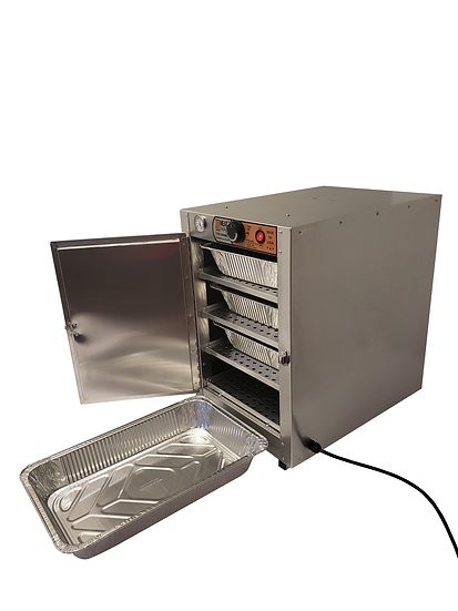 HeatMax 162224 Catering Food Warmer Hot Box