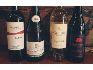 June Wine Club Selections