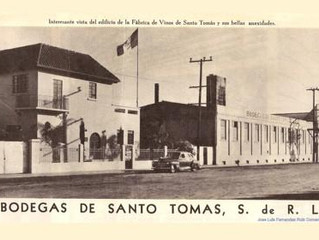 Bodegas de Santo Tomás