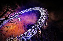 The eye of London a secondary perspective