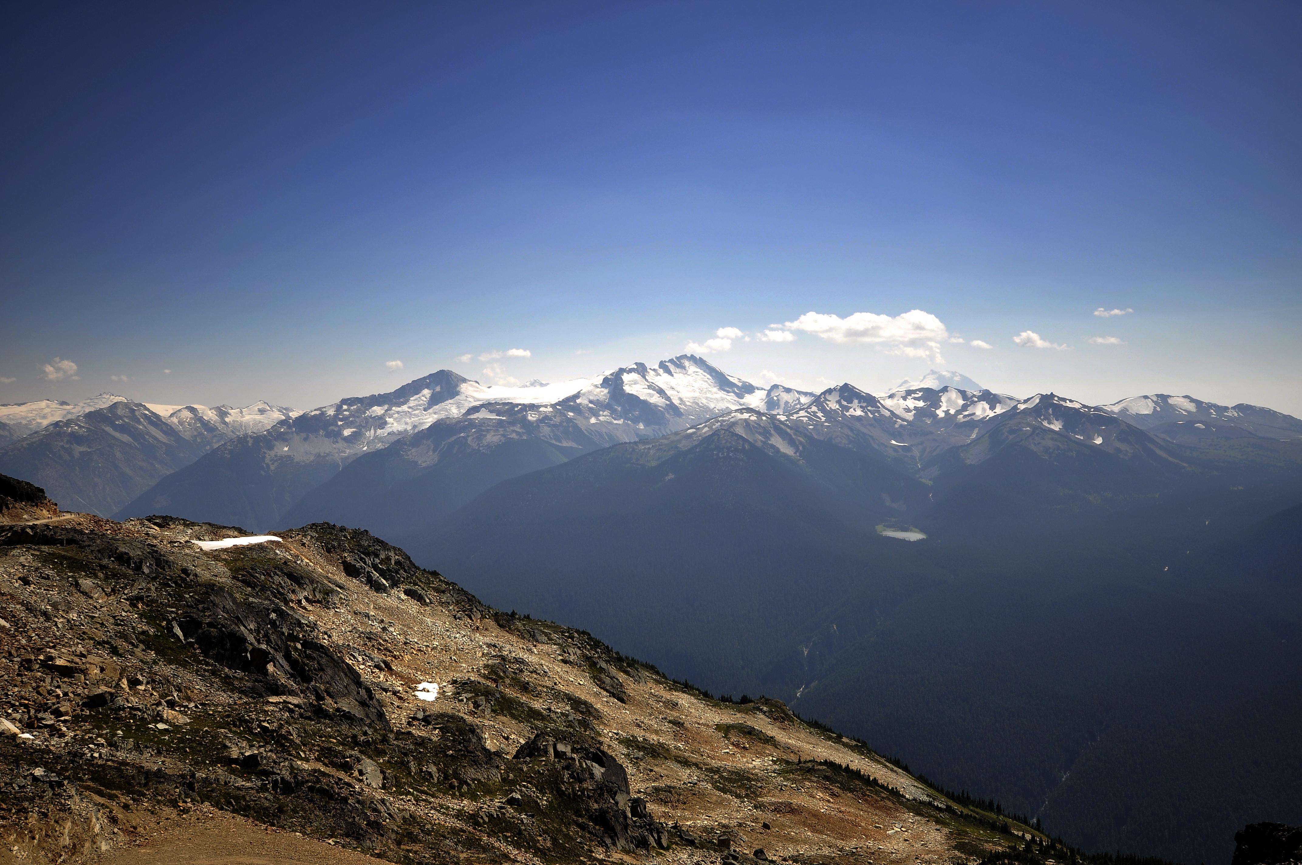 Whistler Mountains 1