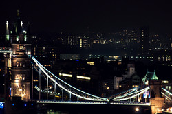 Tower Bridge From on high